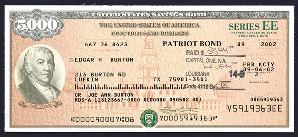 Savings bonds can be used for college, but be careful