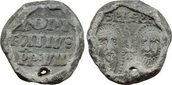3a5f325e30 Bonifacio VIII (1294-1303), Benedetto Caetani. Bolla. Ser. 2. PB. mm. 35.00  RR. BB+.
