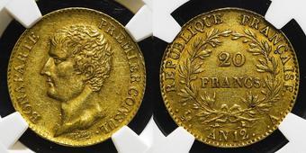 NumisBids: Auction World Auction 20 (18-20 Apr 2020): Europe(France)