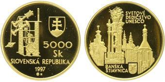 Slovenska republika 1993 цена старая карта 1