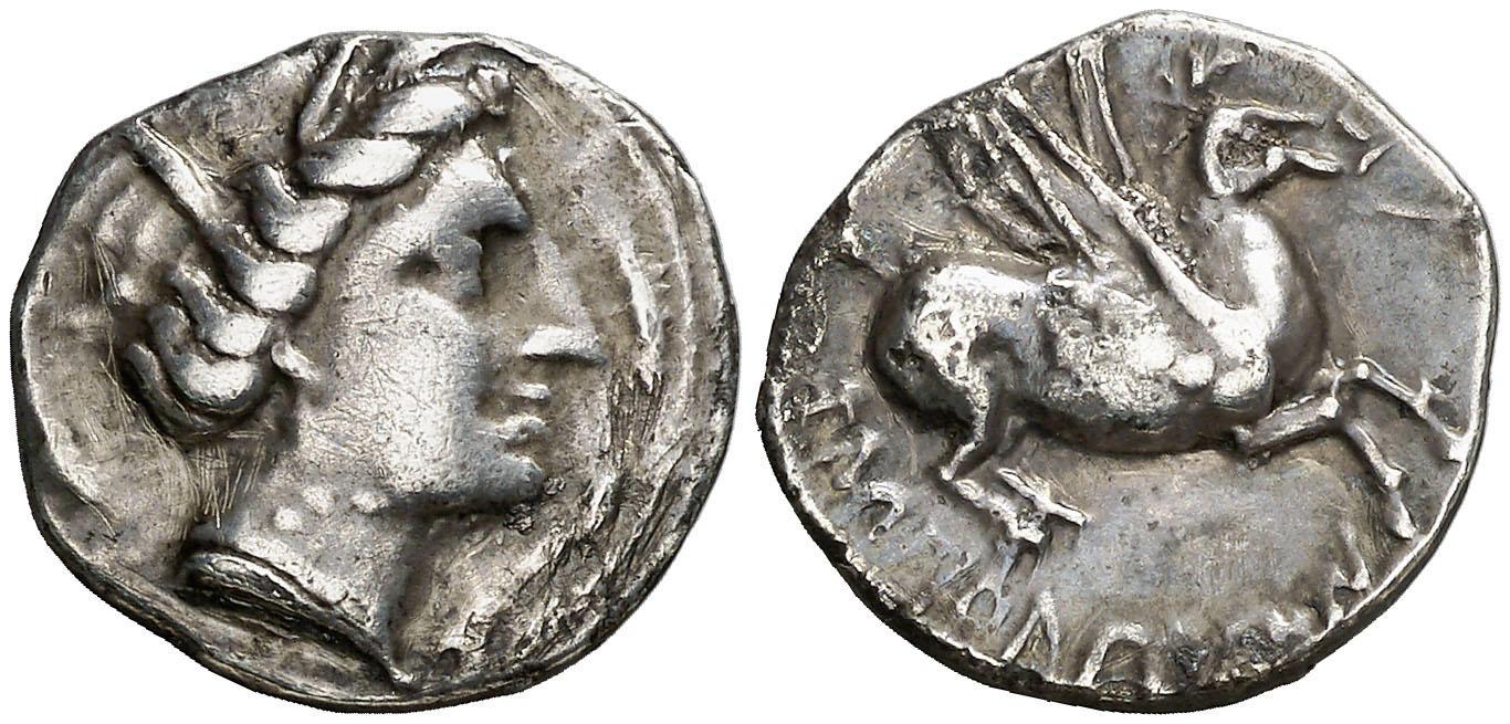 Monedas ecuestres Image01125