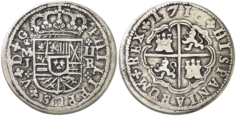 Guía de los reales de a 2, Cecas Peninsulares (1701-1771) - Página 2 Image04807