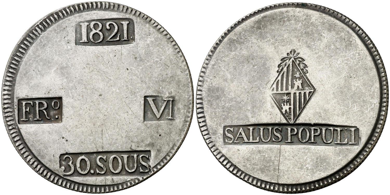 30 sous 1821. Fernando VII. Mallorca (del compañero SUNSET) Image00585