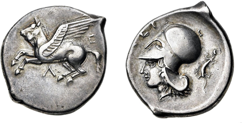 datazione persiano monete