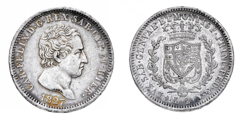 5b8994fe1c Carlo Felice (1821-1831) Insieme di 16 monete - Sono presenti: Centesimo  1826 (7); 3 Centesimi 1826 (2); 5 Centesimi.