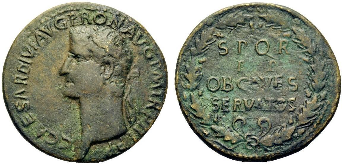 Enzio Romano Coins For Sale