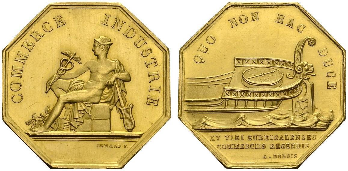 Numisbids chaponni re firmenich sa auction 7 lot 364 for Chambre de commerce francaise en italie