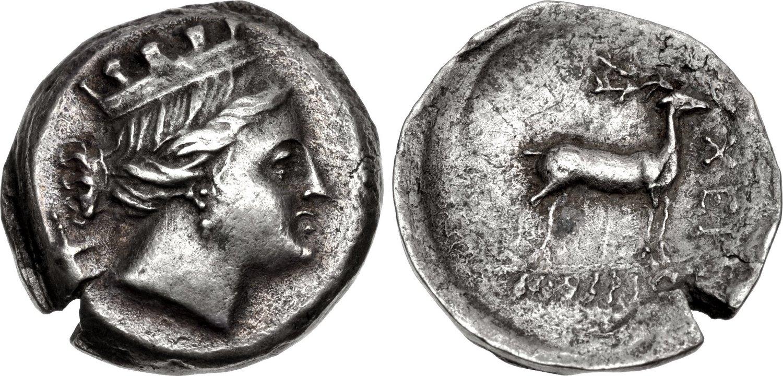 Древняя греция спарта монеты фото