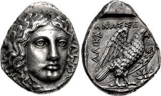 Yunan, Karia, Seleukos, Finikiya, Yahudi, Pers, Sikkeleri Gerçekleşen Fiyatlar