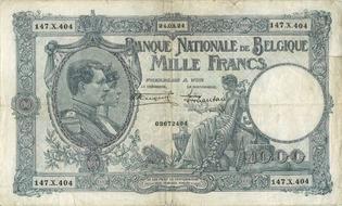 GUYANA BANKNOTE P35 1,000 1.000 1000 DOLLARS  UNCIRCULATED USA SELLER
