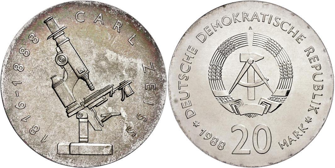 Numisbids Dr Reinhard Fischer Auction 163 13 Jul 2018 Coins Of Gdr