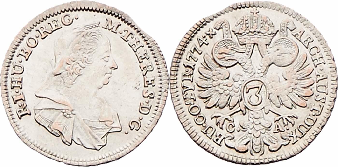 Numisbids Auktionen Frühwald E Auction 127 Lot 1760 Maria