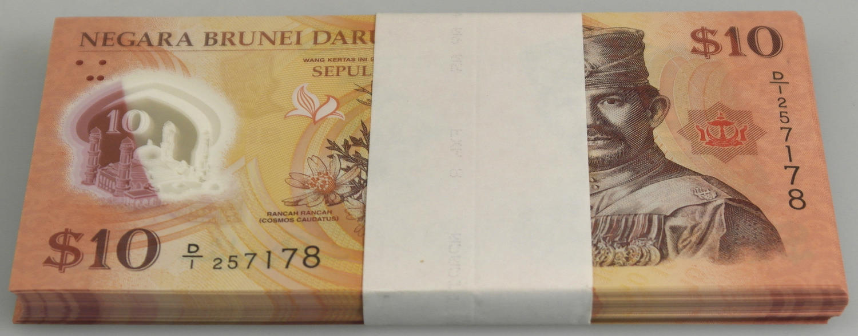 Nepal 1 Rupee Lot 5 PCS UNC P-37 1991