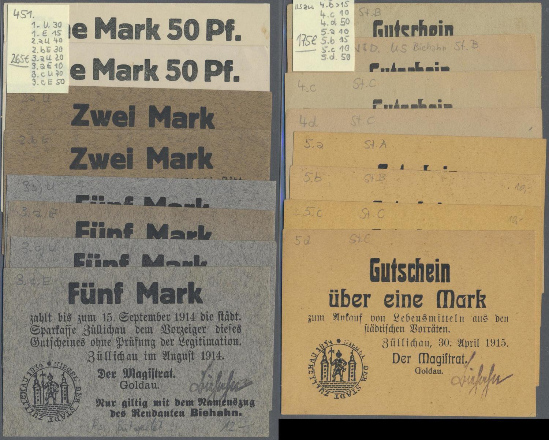 Banknotes of All Nations Cyprus 500 mils 1979 P 42c UNC Prefix M//49