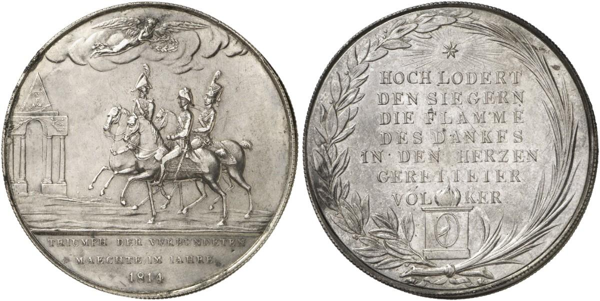 Numisbids gorny mosch auction 238 9 march 2016 for Kolb augsburg