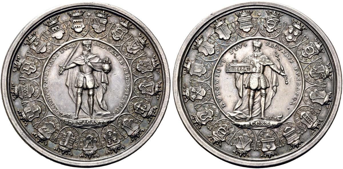 Sedisvacanz 1724 Bistum Hildesheim