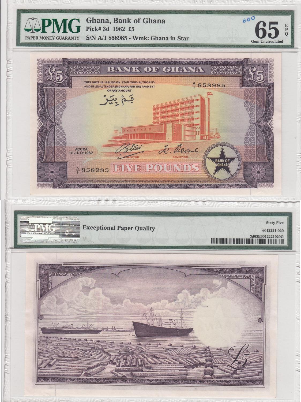 JERSEY 5 POUNDS 2010 QE II P 33 UNC