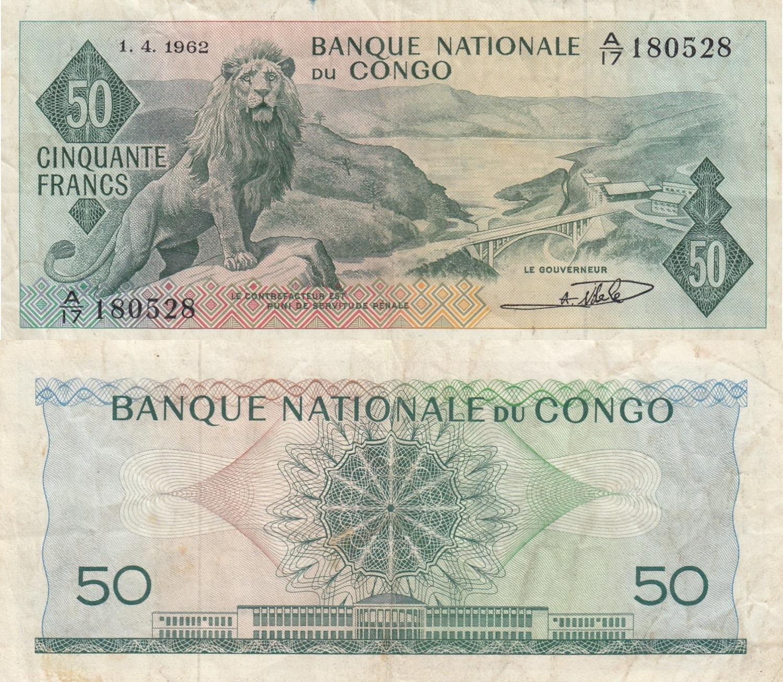 CONGO 20,000 20000 FRANCS 2013 P 104 UNC