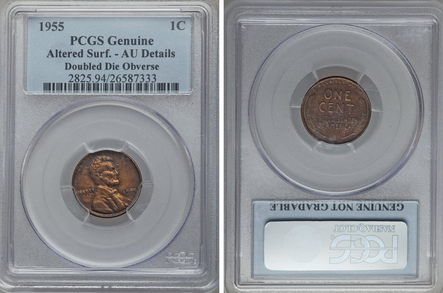 NumisBids: Heritage World Coin Auctions FUN Signature US