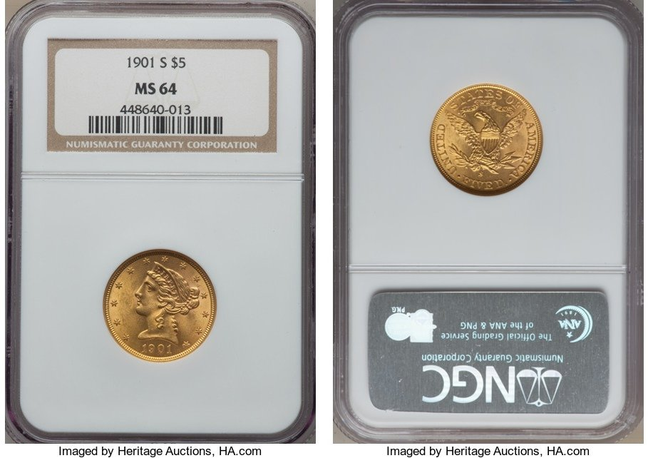 NumisBids: Heritage World Coin Auctions Long Beach Signature
