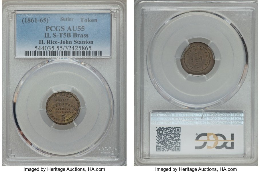 NumisBids: Heritage World Coin Auctions Summer FUN Signature