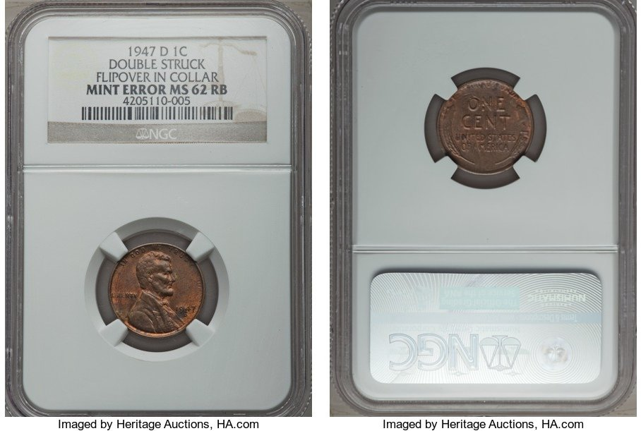 NumisBids: Heritage World Coin Auctions ANA Signature US