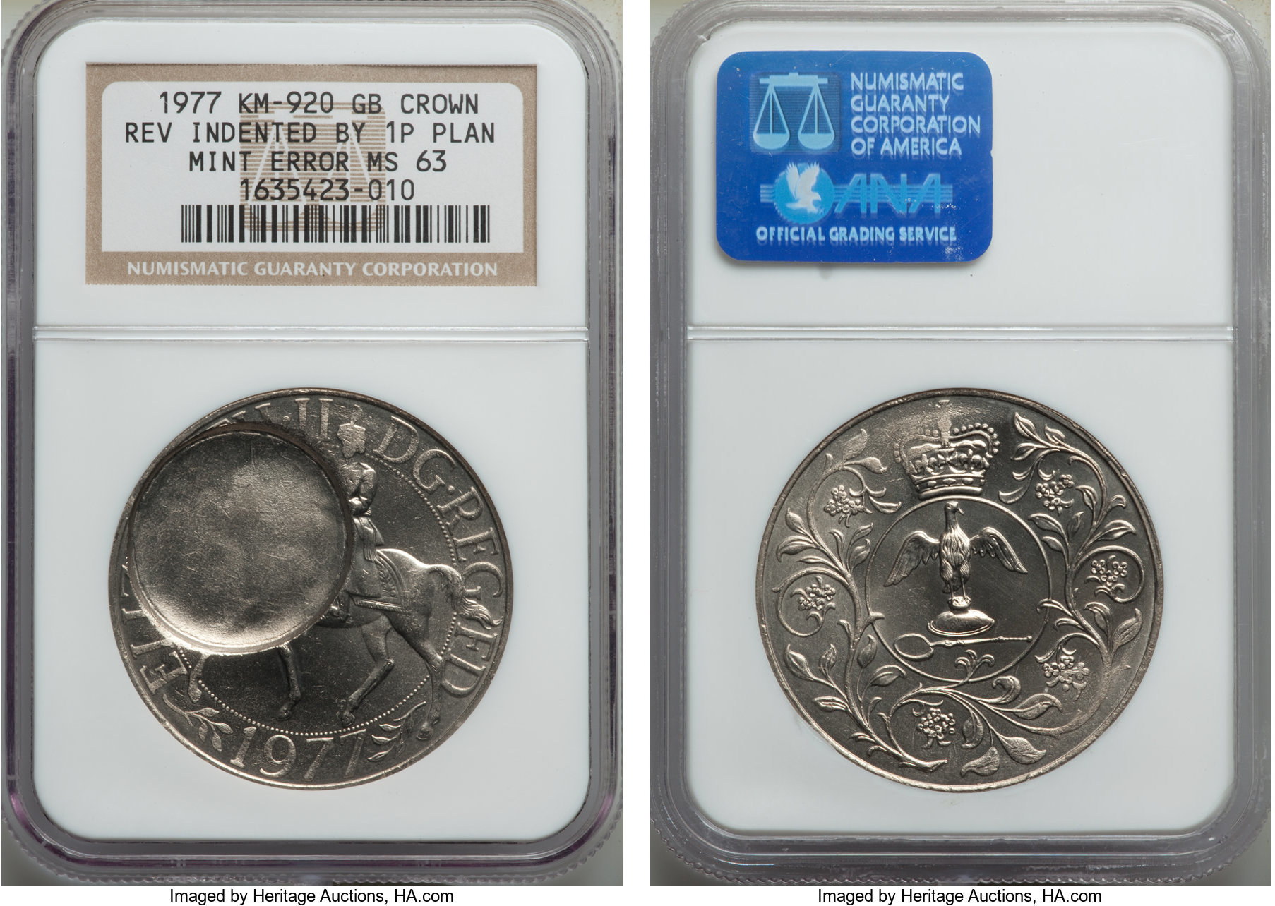 NumisBids: Heritage World Coin Auctions Monthly Auction 271911 (17
