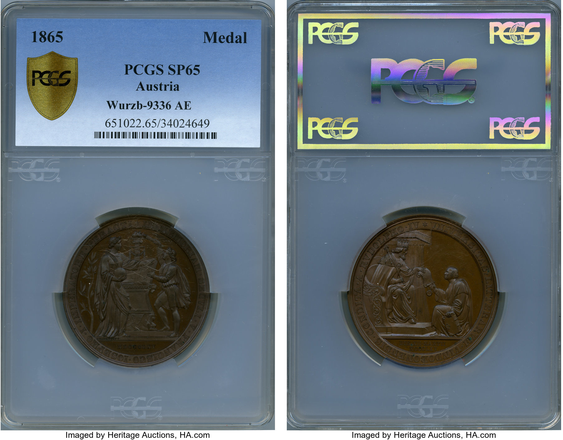 NumisBids: Heritage World Coin Auctions Monthly Auction