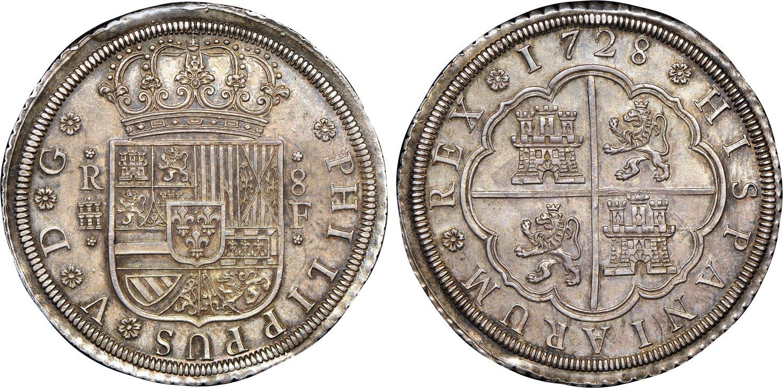 foto de NumisBids: Heritage World Coin Auctions NYINC Signature Sale 3051 ...
