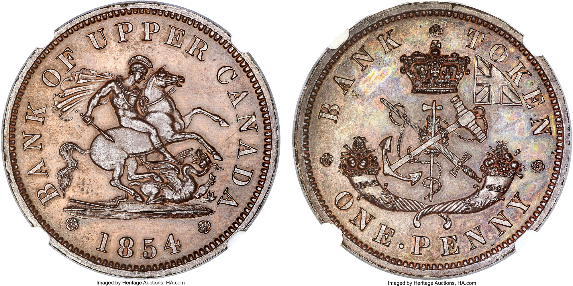 canadian coin auctions