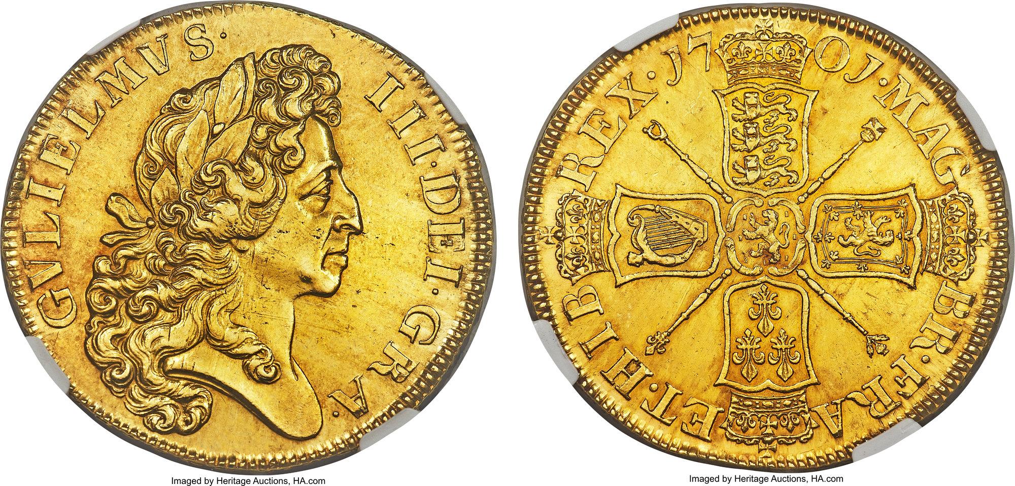 foto de NumisBids: Heritage World Coin Auctions CCE Signature Sale 3064 ...