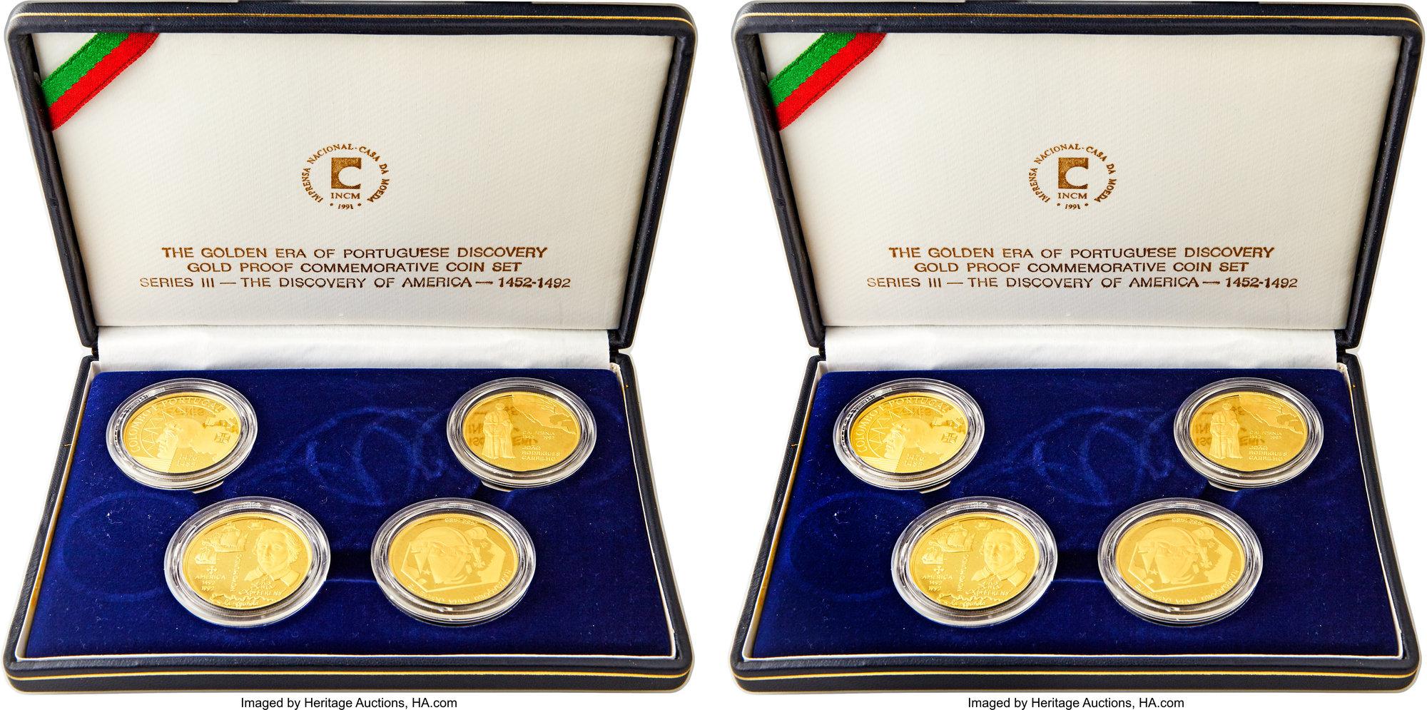 PORTUGAL COMMEMORATIVE COIN KINGDOM OF SIAM 1996 UNC 200 ESCUDOS