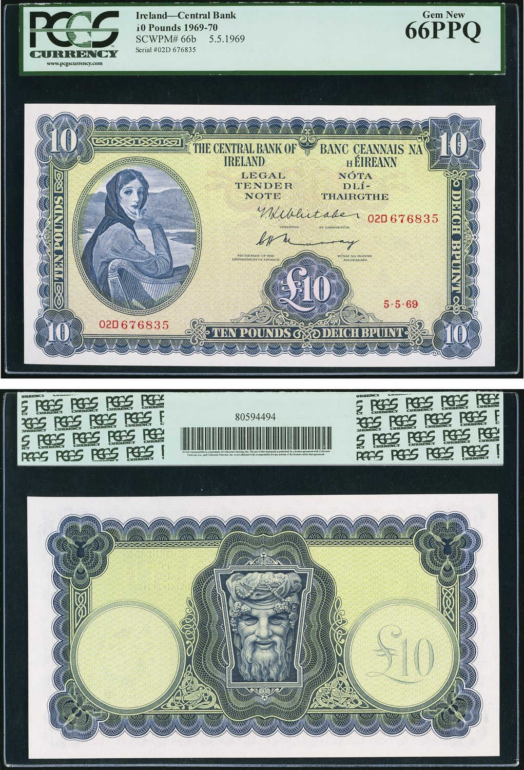 NumisBids: Heritage World Coin Auctions FUN Signature Currency Sale