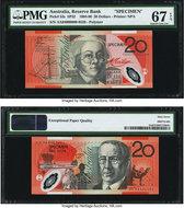 Paper Money: World Africa Mauritius 100 Rupien 2001 Pick 51b Beautiful And Charming