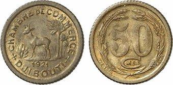 Numisbids international coin exchange ltd auction vi 7 for Chambre de commerce djibouti