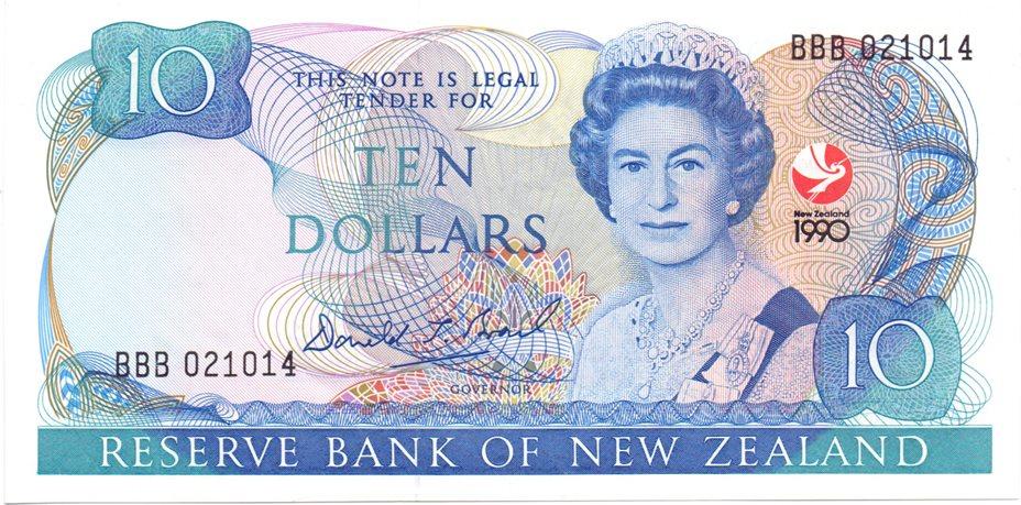 1993 Australia p-52a 10 Dollar UNC