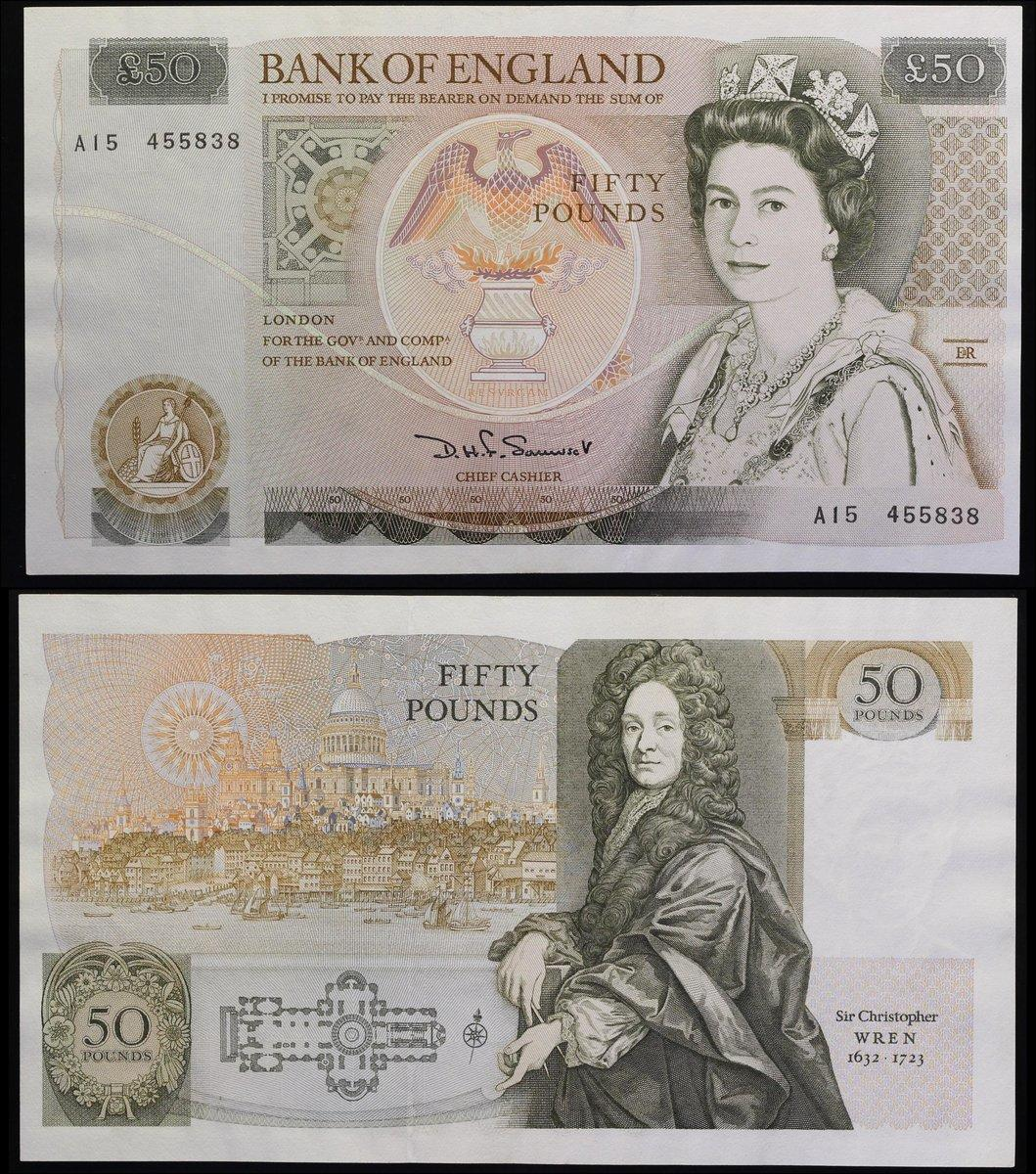 Cyprus banknote P62e 10 Pounds 1.4.2005 UNC