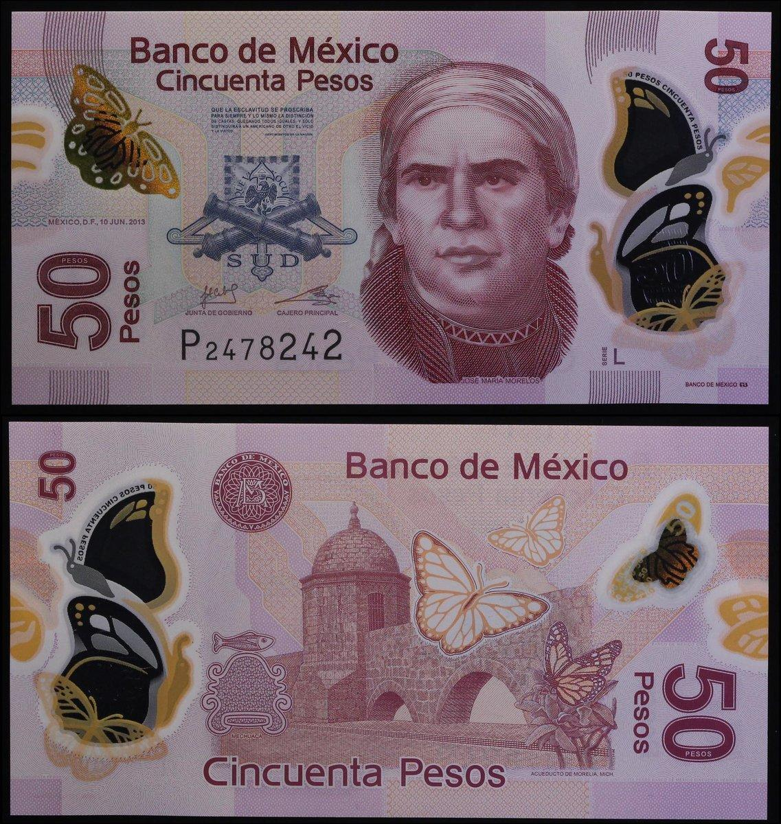 Series Au Unc MÉxico 100 Pesos 2015 P124 Nezahualcoyotl