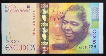 CENTRAL AFRICAN STATES GABON 1000 1,000 FRANCS 2000 P 402 L UNC CAS