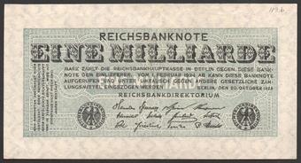 GERMANY 50,000 50000 MARK 1923 P 99 AUNC