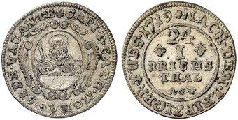 Sedisvakanz 1719 Bistum Münster