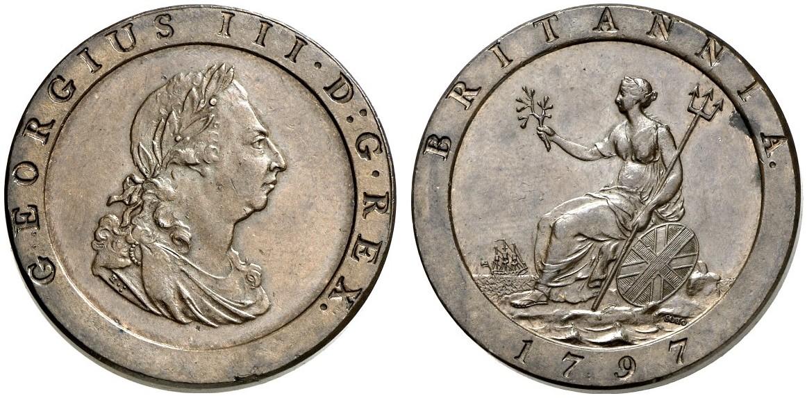 Englische Münzen