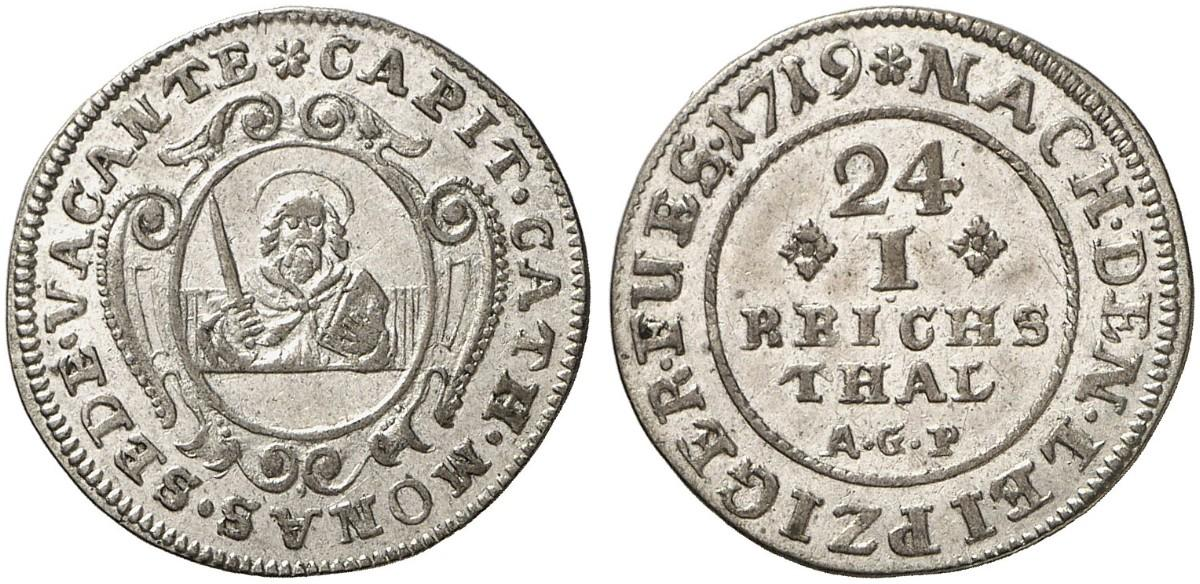 Sedisvakanz Bistum Münster 1719