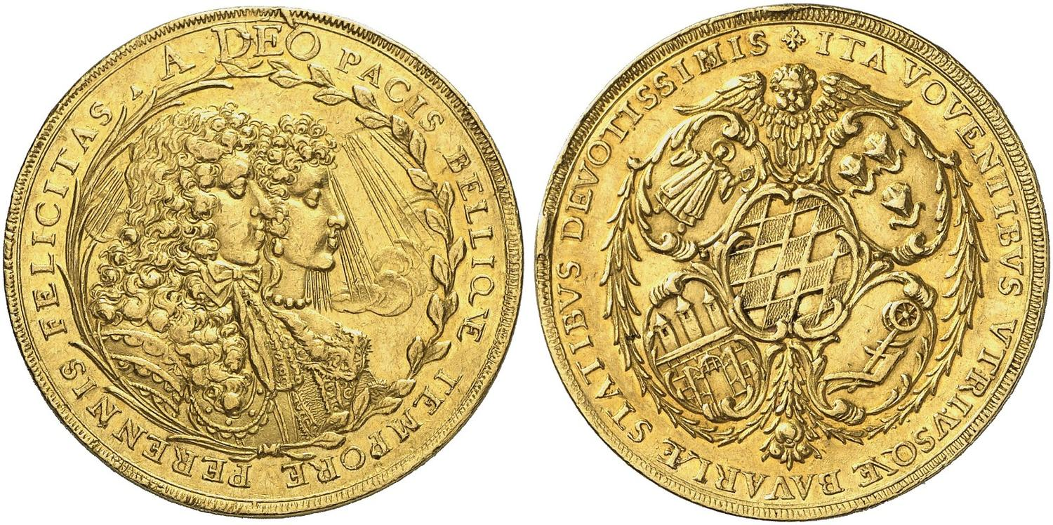 Numisbids Fritz Rudolf Künker Gmbh Co Kg Auction 315 Lot 7720