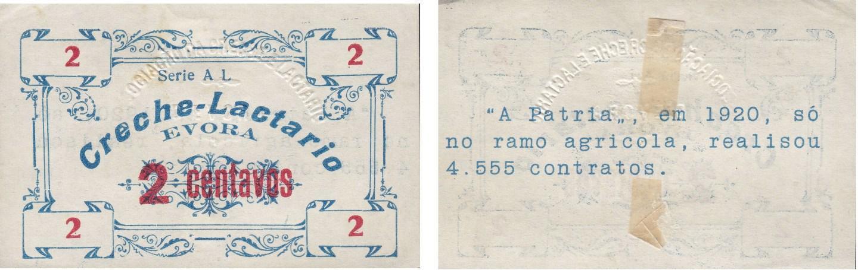 Numisbids Numismática Leilões Auction 10 Lot 215 Cédula