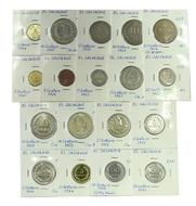 El Salvador Centavo 1956  BU Lot of 25 coins