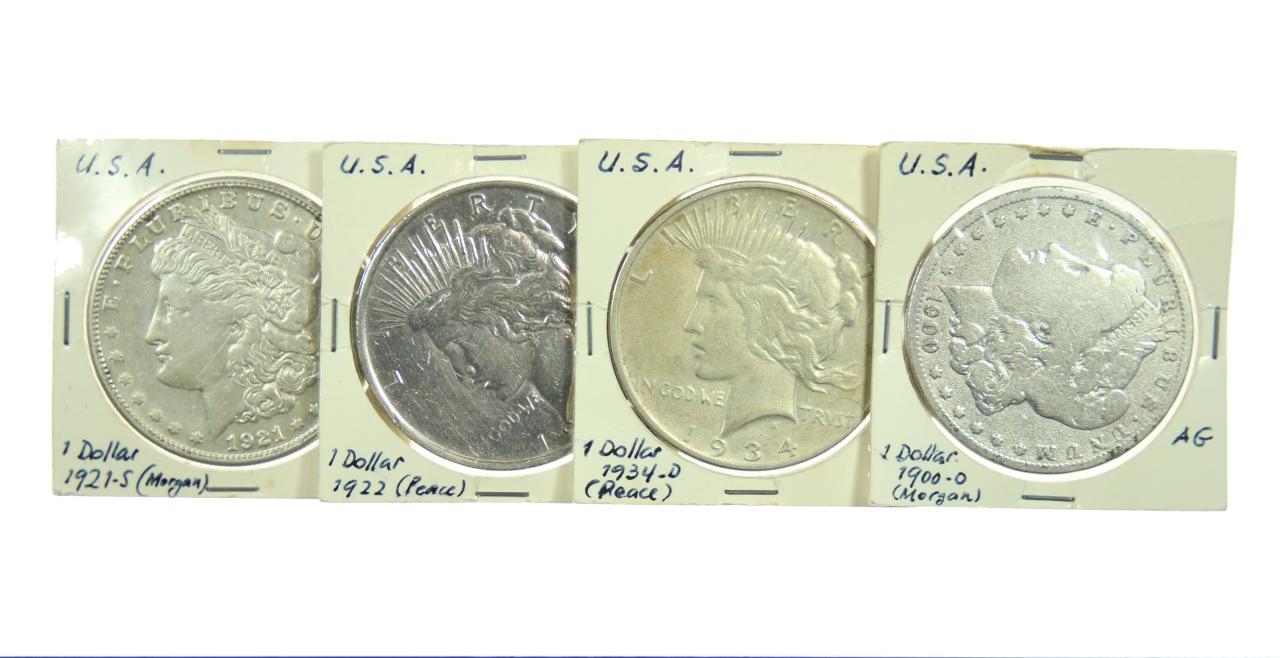 Numisbids Numismática Leilões Auction 38 Lot 82 Usa