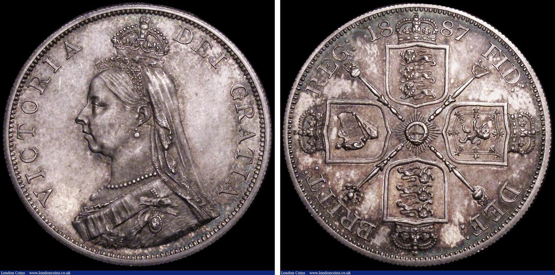 NumisBids: London Coins Ltd Auction 160, Lot 2066 : Double