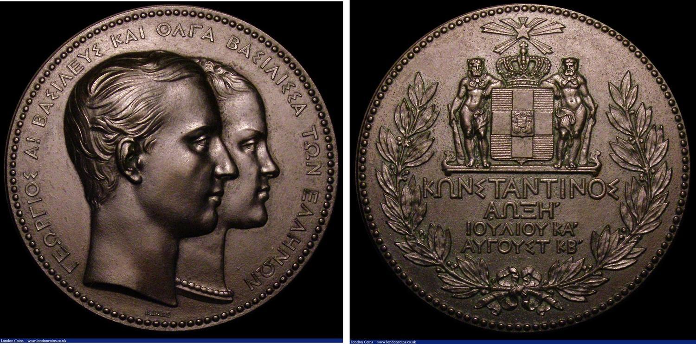 NumisBids: London Coins Ltd Auction 163 (2-3 Dec 2018): Medals