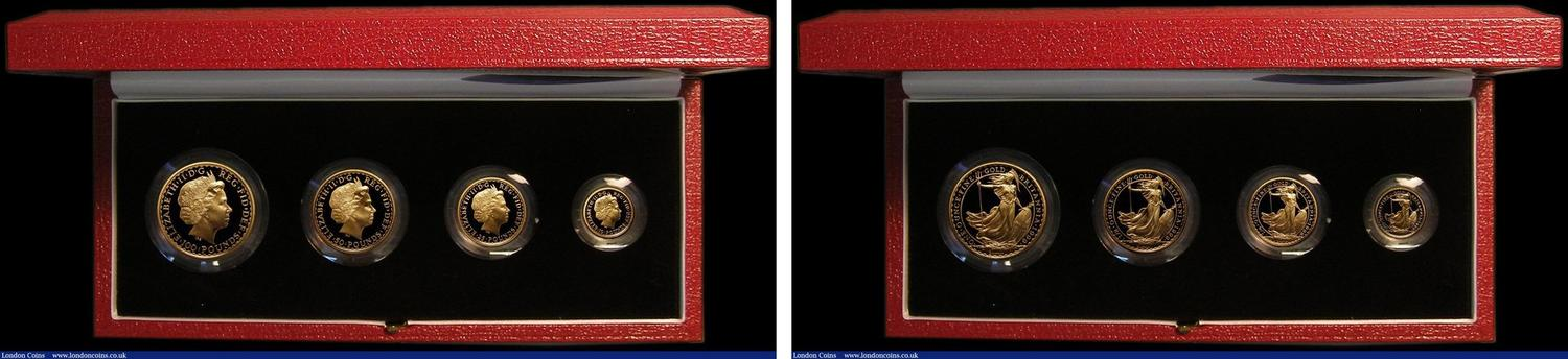 2003 *SILVER* Proof Set Box and Lenses ONLY